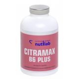 Citramax B6 Plus · Nutilab · 240 cápsulas