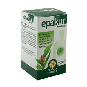 Epakur · Planta Médica · 50 cápsulas