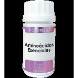 Holomega Aminoácidos Esenciales · Equisalud · 50  Cápsulas