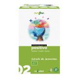 Infusión Pensamiento Positivo BIO · Nova Diet · 20 filtros