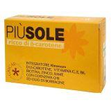 Piu Sole · Herbofarm · 30 comprimidos