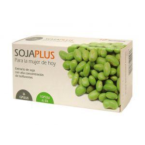 SojaPlus · Herbofarm · 36 cápsulas