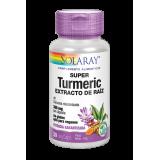 Super Turmeric (Curcuma) · Solaray · 30 cápsulas