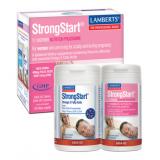 StrongStart For Women · Lamberts · 60 comprimidos + 60 perlas