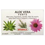 Aloe Vera Forte · Integralia · 20 viales