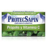 ProtecSapin Masticable · Natysal · 15 comprimidos