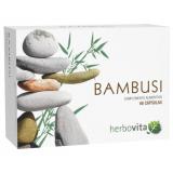 Bambusi · Herbovita · 60 cápsulas