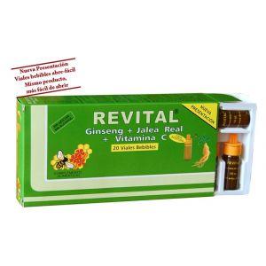 Revital · Pharma OTC · 20 viales