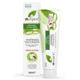 Pasta Dental Aloe Vera · Dr Organic · 100 ml