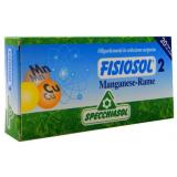 Fisiosol 2 - Manganeso-Cobre · Specchiasol · 20 ampollas