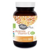 Acerola Vitamin C BIO · El Granero Integral · 60 cápsulas