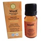 Aceite Facial y Croporal Antiedad · Khadi · 100 ml