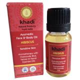 Aceite Facial y Corporal de Hibisco · Khadi · 100 ml