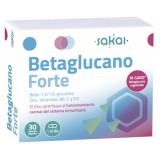 Betaglucano Forte · Sakai · 30 cápsulas