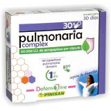 Pulmonaria Complex · Pinisan · 30 cápsulas