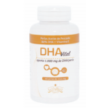 DHA Vital 1.000 mg · Jellybell · 60 perlas
