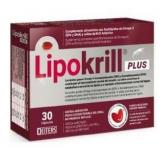 Lipokrill Plus · Deiters · 30 perlas