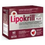 Lipokrill Plus · Deiters · 60 perlas