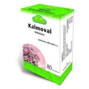Kalmoval · Dr.Dunner · 80 comprimidos