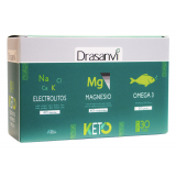 Pack Keto - Electrolitos - Magnesio - Omega 3 · Drasanvi