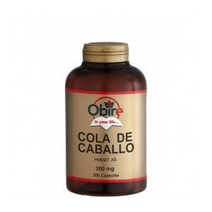 Cola de Caballo · Obire