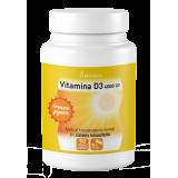 Vitamina D3 4.000 UI · Plameca · 90 cápsulas