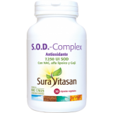 SOD Complex · Sura Vitasan · 30 cápsulas