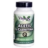 Acetil L-Carnitina · VByotics · 60 cápsulas