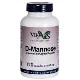D-Manosa · VByotics · 120 cápsulas