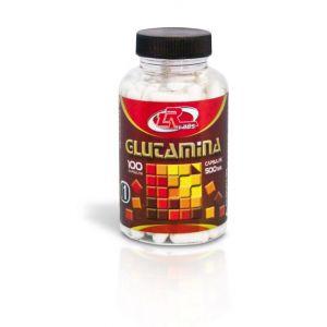 Glutamina · Lr Labs · 100 cápsulas