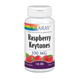 Raspberry Ketones · Solaray · 30 cápsulas