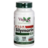 Mega Sylimarin 240 · VByotics · 100 cápsulas