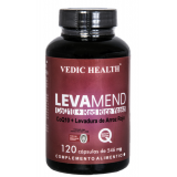 Levamend · Vedic Health · 120 cápsulas