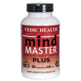 Mind Master Plus · Vedic Health · 60 cápsulas