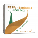 Fepa-Brócoli 400 mg · Fepadiet · 30 cápsulas [Caducidad 07/2021]
