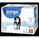 Pañales Ecológicos Talla 3 Midi · Pingo · 88 unidades