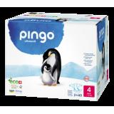 Pañales Ecológicos Talla 4 Maxi · Pingo · 80 unidades