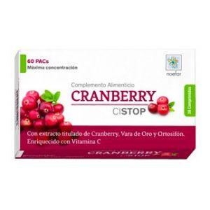 Cranberry Cistop · Noefar · 30 comprimidos