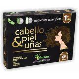Cabello, piel y uñas · Pinisan · 40 cápsulas