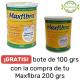 Pack Maxfibra · Deiters · 200 gramos + 100 gramos GRATIS
