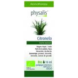 Aceite Esencial de Citronela · Physalis · 10 ml