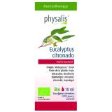 Aceite Esencial de Eucalipto Citronado · Physalis · 10 ml
