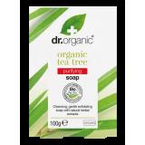 Jabon Arbol de Te · Dr Organic · 100 gramos