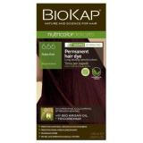 Biokap Nutricolor Delicato Rapid 6.66 Rojo Rubí · Biokap · 135 ml