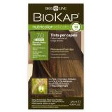 Biokap Nutricolor Delicato Rapid 7.0 Rubio Medio Natural · Biokap · 135 ml