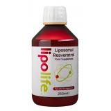 Lipolife Liposomal Resveratrol · Equisalud · 250 ml