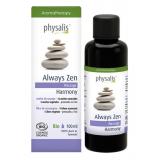 Aceite de Masaje Always Zen · Physalis · 100 ml