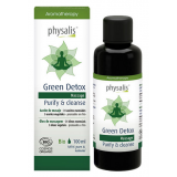 Aceite de Masaje Green Detox · Phytovit · 100 ml
