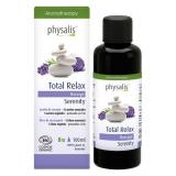 Aceite de Masaje Total Relax · Physalis · 100 ml