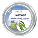 Eucalyforce Pastillas · Physalis · 45 gramos